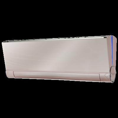 FISHER FSAIF-Art-180AE2-G (beltéri egység) Oldalfali split klíma (GOLDEN) 5,3 kW,Hősz., Inverter , R410A; WIFI csatlakozási opció