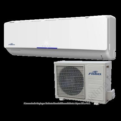 FISHER FSAIF-Pro-244AE2 (beltéri + kültéri egység) Oldalfali split klíma 7 kW, Inverter,Hösziv., R410A; WIFI csatlakozási opció
