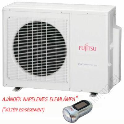 FUJITSU AOYG24LAT3 (kültéri egység) új G-s beltérik Multi split klíma  6,8 kW, R410A Invert, hősziv