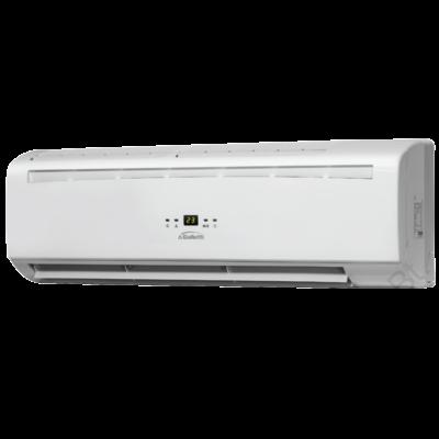 GALLETTI  FM 32 (egyutú szeleppel) Fan-coil + infra távirányító+1 utú szelep, magasfali 3,03 kW, 230-1-50