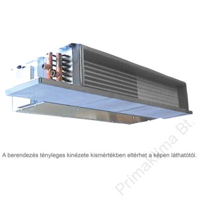 GALLETTI  PWN 13LA (PN13D1L0000020A) PWN 1V 3R Légcsatornás fan-coil, mennyezeti 2,43 kW, 230-1-50