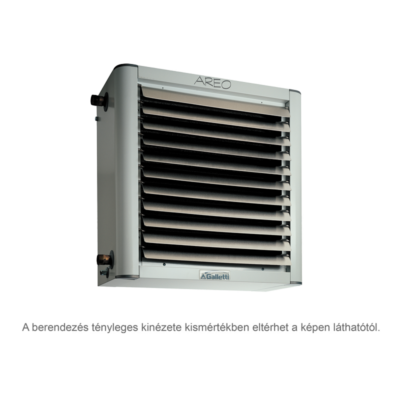 GALLETTI  AREO 34 M0 EC C0 (AREO34M0ECC0) Inverter Termoventilátor (hűtő-fűtő) 9,78/35,4kW, 230-1-50