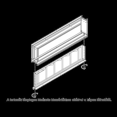 GALLETTI  MAF 30  levegő szűrő (EU2) UTN 30-hoz