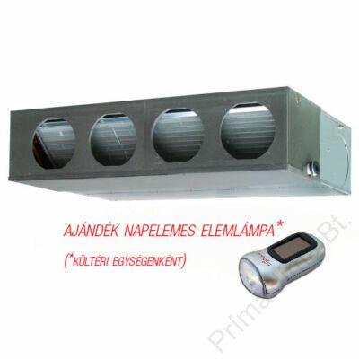 FUJITSU ARYG45LMLA/AOYG45LETL (kültéri + beltéri egység+ UTD-RF204) Légcsatornás split klíma 12,1 kW,  inverter, hősziv, R410 A