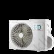 HD  HDWI-MAXIMUS-96D / HDOI-MAXIMUS-96D (beltéri +kültéri egység) Oldalfali split klíma (MAXIMUS) 2,5 kW, Hősziv,Inverteres, R32