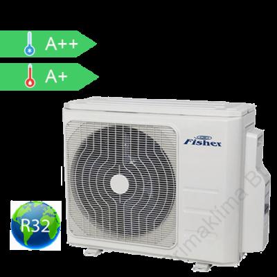 FISHER FS3MIF-213BE3 (kültéri egység) Multi inv.klíma kültéri egység 6,1 kW, Hősziv ,inverter R32
