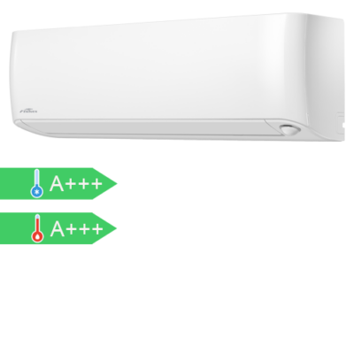 FISHER   FSAIF-NORD-92AE3 (kültéri + beltéri egység) Oldalfali split klíma 2,64 kW,Hősz, Inverter , R32, WIFI csatlakozás.