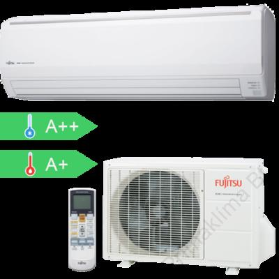 FUJITSU ASYG30LFCA/AOYG30LFT (kültéri + beltéri egység) Oldalfali split klíma 8,0 kW, Hősziv.Inverter,R410A