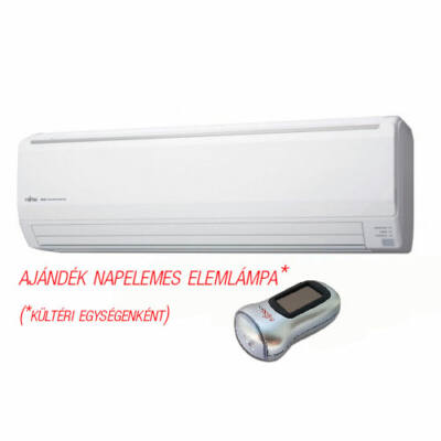 FUJITSU ASYG18LFCA (beltéri egység) Oldalfali split klíma 5,2 kW, Hősziv.Inverter,R410A