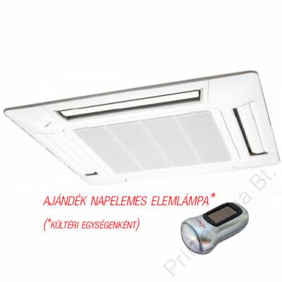 FUJITSU AUYG36LRLE/AOYG36LETL (kültéri+beltéri egység)  Kazettás split klíma 10 kW, Hőszivattyús, inverter, R410A