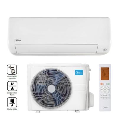 Midea All Easy Pro MEX-12-SP  Full DC Inverter lakossági mono split klíma, Wifi vezérléssel