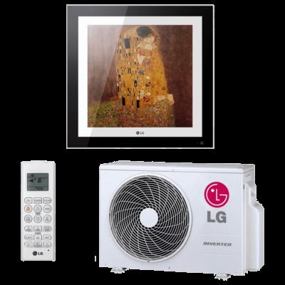 LG ArtCool Gallery A09FT.SP oldalfali mono split klíma 3,5 kW